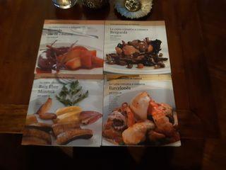 libros de cocina por comarcas