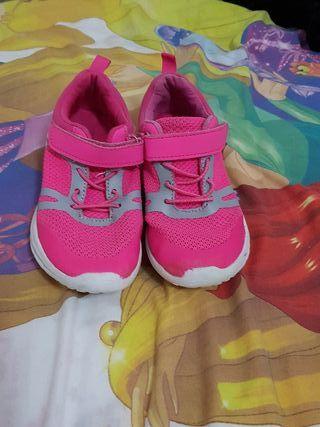 Zapatillas deporte niña