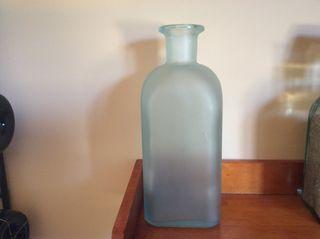 Vasija de cristal