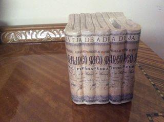 Hucha con forma de billete dolar