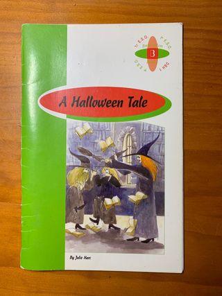 A Halloween Tale. Editorial: Burlington Books.