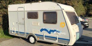 Caravana sun roller 380 T