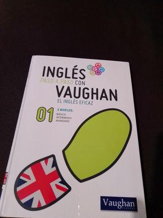 Libro + CD. Ingles VAUGHAN