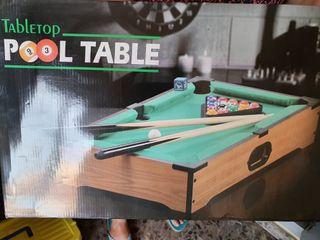 Billar de mesa