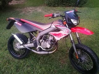Derbi senda x-treme supermotard 50cc