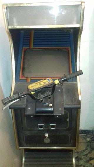 Maquina recreativa Enduro racer