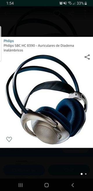 Auricular Inalámbrico phillips