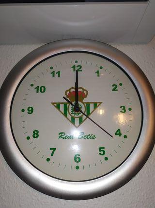 Reloj de pared Betis grande