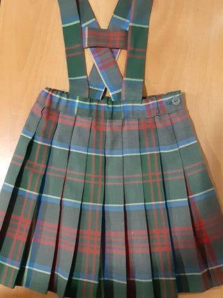 falda 4-6 años uniforme trinitarias Valencia