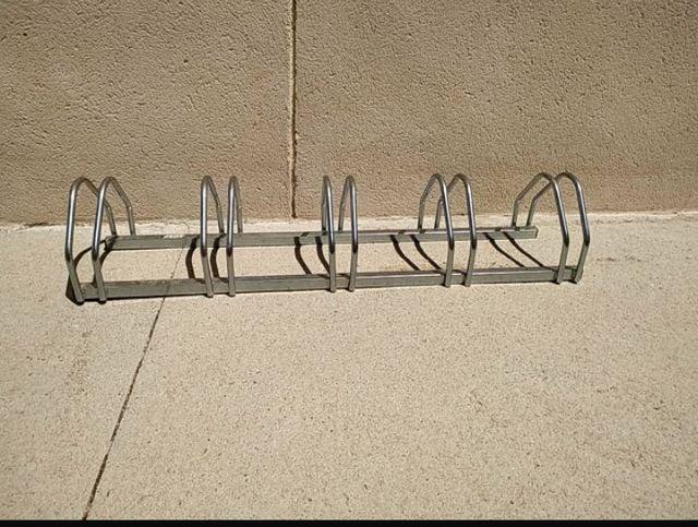 Parking soporte bicicletas