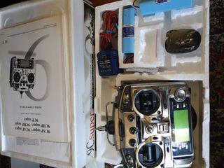 Futaba T9CAP Super 9 Channel Radio Control System