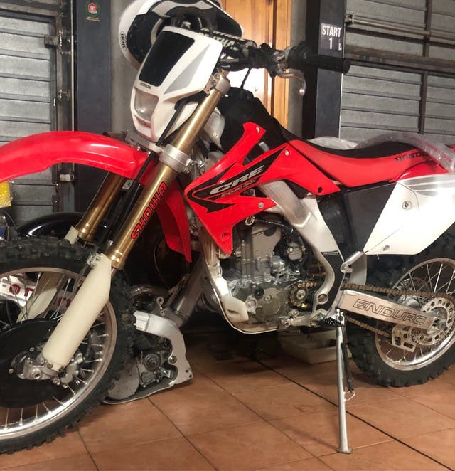 Honda CRE 250 X