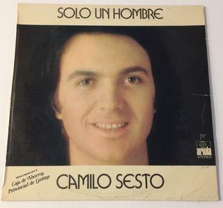 CAMILO SESTO (Envio gratis) Disco Vinilo Lp