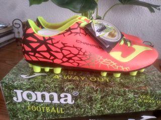 Botas de fútbol Joma Talla 45