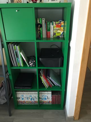 Estantería mueble Kallax Ikea