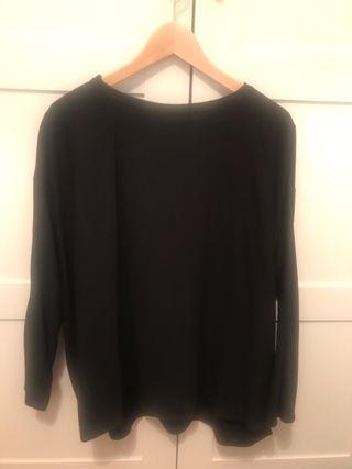 Blusa oversize Uterque
