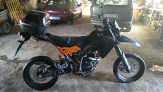 Goes g 125 xm enduro 4t