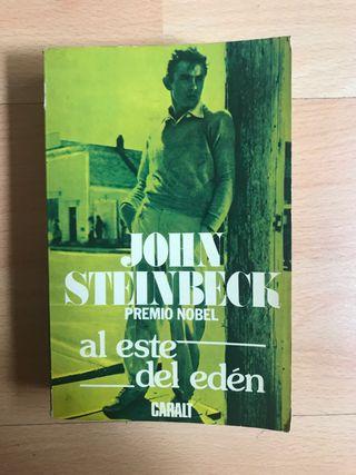 Libro: Al este del edén - John Steinbeck
