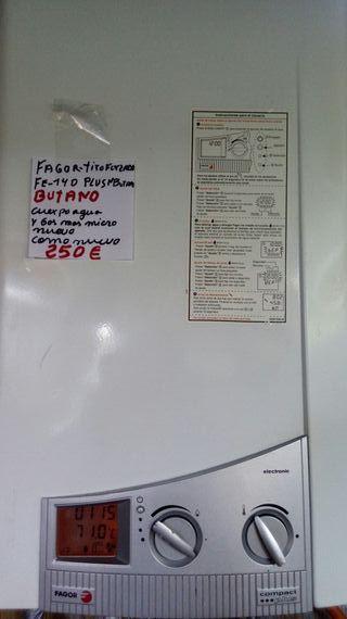 calentador fagor fe14d estanco butano