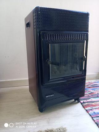 estufa Obergozo gas