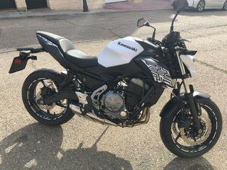 Kawasaki Z650 ABS Modelo 2019