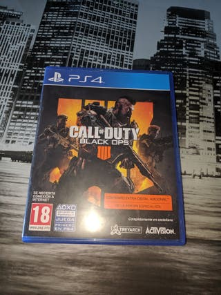 Call of Duty: Black Ops 4 para PS4