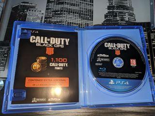 Call of Duty: Black Ops 4 para PS4