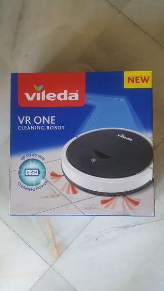 Robot Aspirador VR One de Vileda