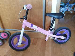 Bicicleta Niña Sin Pedales Btwin