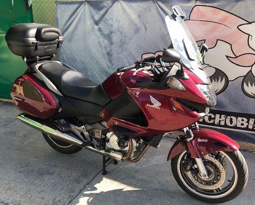Honda Deauville NT 700 V ABS
