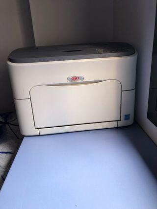 Impresora Láser Color OKI C110