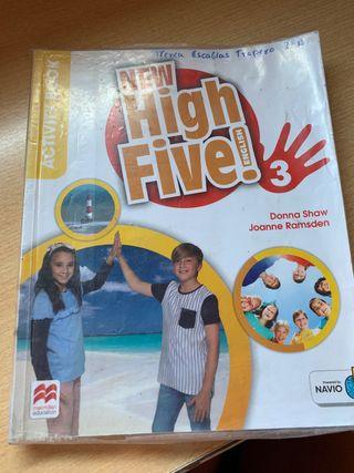 Libro de inglés de 3º de primaria, Activity Book