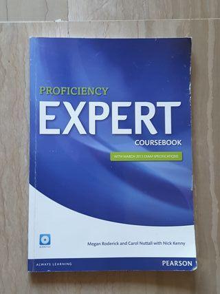 Proficiency Expert Coursebook + CD