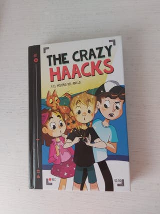 Libro n°2 de The Crazy Haacks.