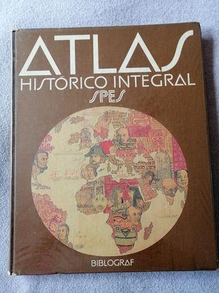 Atlas histórico integral SPES año 1985