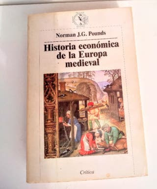 Historia Económica de la Europa Medieval