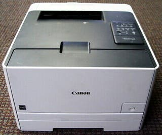 Impresora láser color Canon