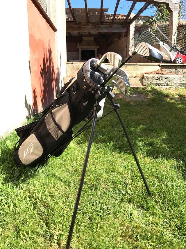 Palos de golf V-12 pack o individual