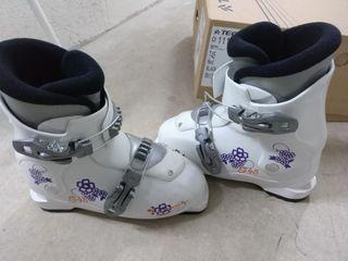 Botas de esquí número 21,5