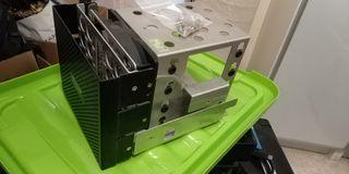 Rack ventilado para 5 discos duros Lian Li EX-H33