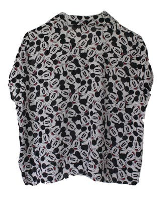 Camisa H&M Mickey Mouse Disney
