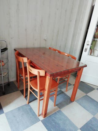 Sillas de cocina de segunda mano en Cáceres en WALLAPOP