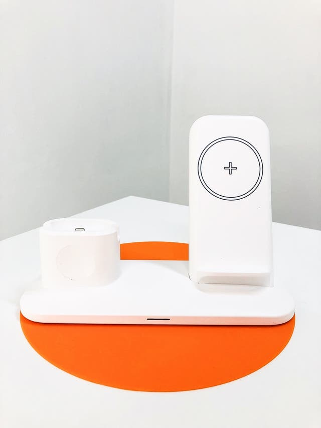 Base de carga Apple