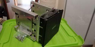 Rack ventilado para 5 discos duros Lian-Li EX-36B1