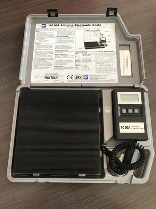 Báscula para aire acondicionado TIF9010A
