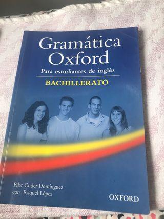 Libro bachillerato inglés