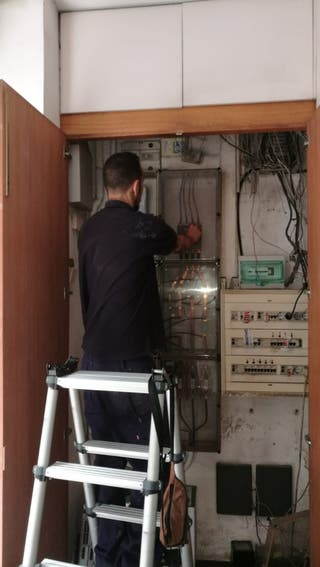 ELECTRICISTA INSTALADOR AUTORIZADO