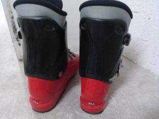 Botas de esquí número 23
