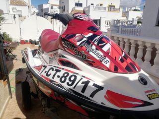 moto de agua Seadoo GTI 130 2009 4 tiempos