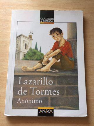 """Libro """"Lazarillo de Tormes"""""""